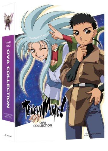Tenchi Muyo! OVA Series (Blu-ray + DVD)