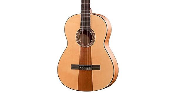 Höfner HF14 4/4 Klassik – Konzertgitarre: Amazon.es: Instrumentos ...