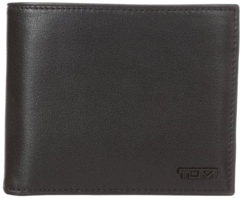Tumi Men's Delta Removable ID Passcase, Black, One Size