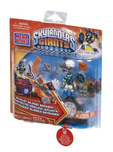 Mega Bloks  Skylanders  Chop Chop's Battle Portal -