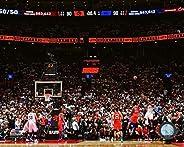 Toronto Raptors Kawhi Leonard Game 7 Buzzer Beater Shot Unsigned Picture 11x14