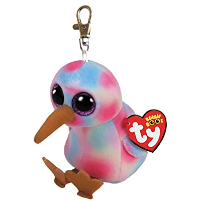 Ty Beanie Boos Kiwi - Kiwi Clip: Toys & Games