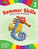 Summer Skills Daily Activity Workbook: Grade 2 (Flash Kids Summer Skills), Flash Kids Editors, 141143417X