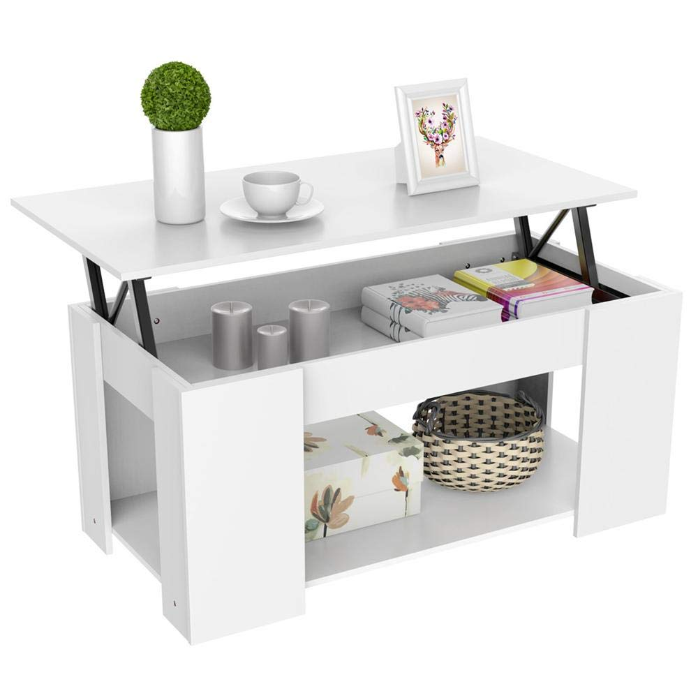 10 Best Lift Top Coffee Tables Reviews Buying Guide 2020