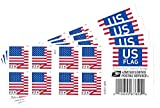 USPS US Flag 2018 Forever Stamps (Book of 80)