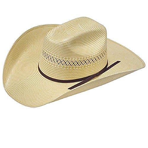 Bailey's 21768P Mens Slide Ii Panama Hats, Natural/Tan-7 1/2