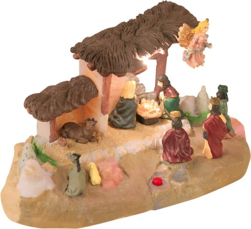 Animated Christmas Nativity Scene (Scene Christmas Animated)