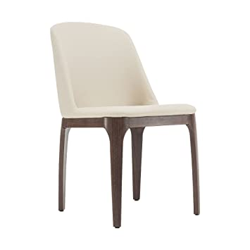 Durian Evelyn Dining Chairs (Off White)