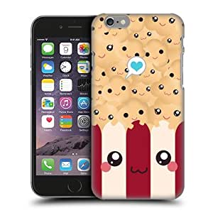 DIY Case Designs Popcorn Kawaii Protective Snap-on Hard Back Case Cover for Apple iPhone 6 4.7 by ruishername