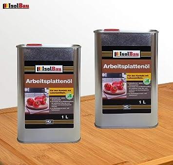 Lubricante para encimera, aceite para muebles, 2 L, protección ...