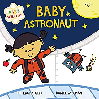 Book Cover: Baby Astronaut