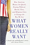 Women are the most powerful force reshaping the future of America. Stronger than political parties, mightier than religious differences, able to leap cultural schisms in a single bound, women are quietly exerting a unified power to make changes in ou...