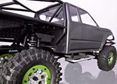 Side Bars (2) for Axial SCX10