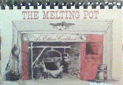 The Melting Pot: An Ethnic Cookbook