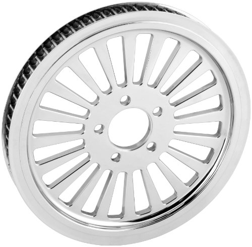 Rear Pulley 70T X 1-1/2 Inch Alu for Harley Big Twin 84-99 ()