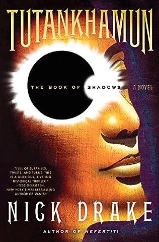 book cover of Tutankhamun