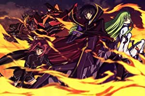 """Code Geass Lelouch of the Rebellion 21"""" Poster 197 C"""