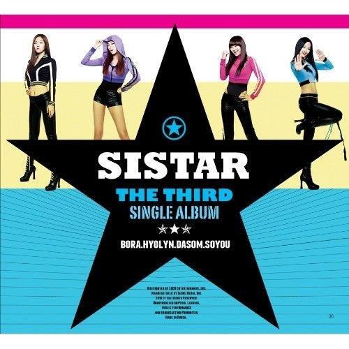 SISTAR [HOW DARE YOU] 3rd Single Album CD+Photobook+Tracking Number K-POP SEALED