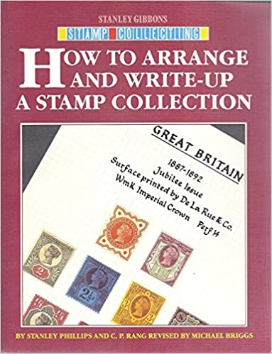 Book How to Arrange and Write-up a Stamp Collection