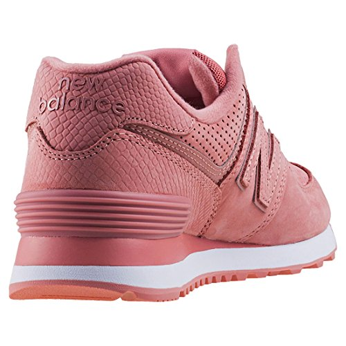 New Baskets Rose Mode Femme 574 Rose Balance rqAUgr