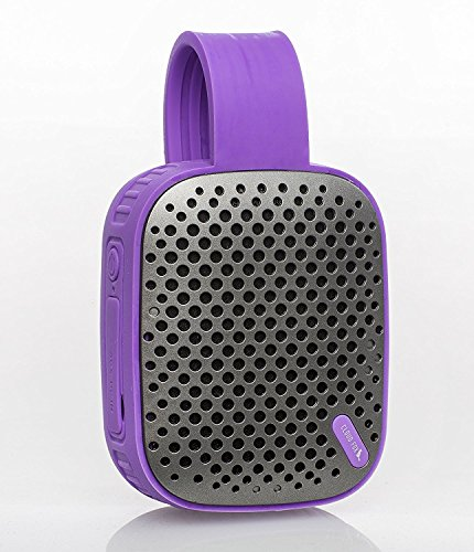 DOSS BS1 Water Resistant Bluetooth 4.0 Outdoor Speaker, Hand