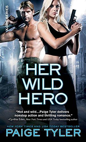 Her Wild Hero (X-OPS Series Book 3)