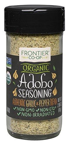 Natural Seasoning (Frontier Natural Products Adobo Seasoning, Og,)