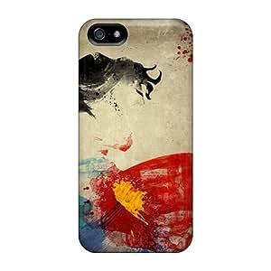 New Arrival Superman Kov7791EPoJ Case Cover/ 5/5s Iphone Case