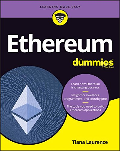Ethereum For Dummies (For Dummies (Computer/Tech))