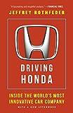 eBooks - Driving Honda: Inside the World's Most Innovative Car Company