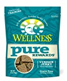 Wellness Grain-Free Treats for Dogs, Pure Rewards Venison, 6-Ounce Pouch, My Pet Supplies