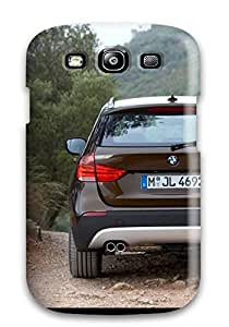 Anti-scratch And Shatterproof Bmw X1 Rear Brown Small Premium Suv X Cars Bmw Phone Case For Galaxy S3/ High Quality Case