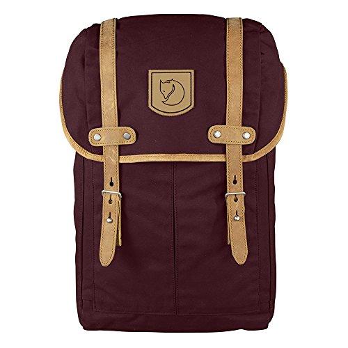 Fjallraven Rucksack No.21 Daypack, Dark Garnet, Small
