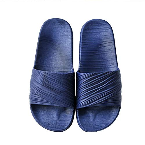 Mini Balabala Bath Slippers for Women Men Anti-Slip Shower Slippers Sandals Slip-On