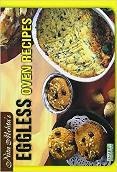 Book Eggless Oven Recipes