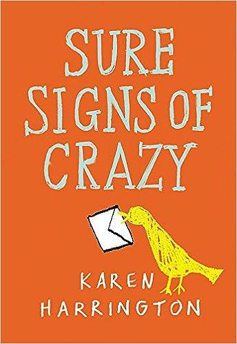amazon sure signs of crazy karen harrington parents