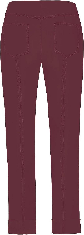 Stehmann Pantalon Femme Bordeaux