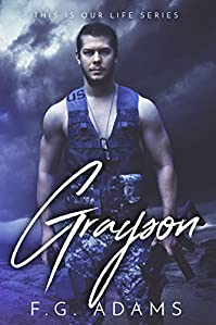 Grayson by F.G. Adams ebook deal