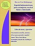DOS en Uno Relámpago Español Latinoamericano para Extranjeros en Nivel Básico e Intermedio, Tirso Alecoy, 1467966495