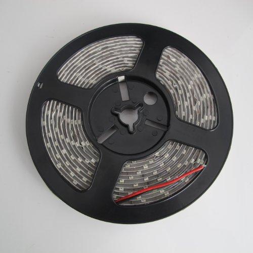 360deal smd 5630 White Waterproof 300 LED Fleixbe Strip 12V DC