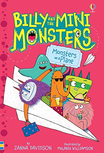Monsters on a Plane (Billy and the Mini Monsters 4) ()