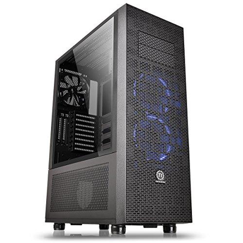 Thermaltake Core X71 Window PC Case, Black