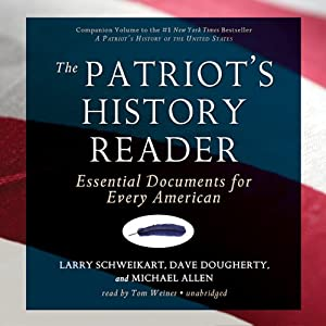 The Patriot's History Reader Audiobook