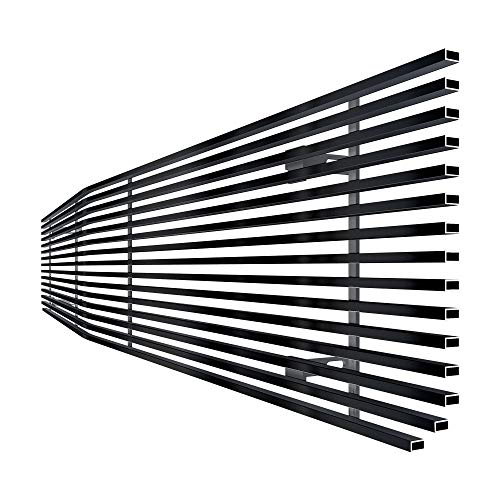 (Off Roader Black Stainless Steel eGrille Billet Grille Grill for 73-80 Chevy C/K Pickup/Suburban/Blazer )