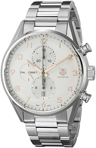 Tag-Heuer-Mens-Carrera-Silver-Dial-Stainless-Steel-Automatic-Watch-CAR2012BA0799