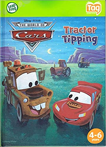 The World of Cars: Tractor Tipping: Disney Pixar: 9781593199302 ...