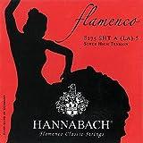 Hannabach Strings for classical guitar Series 827 Super High Tension Flamenco classic E1 single string