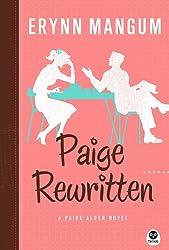 Paige Rewritten: A Paige Alder Novel (Paige Alder Series Book 2)