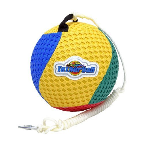 Saturnian I Fun Gripper Tetherball Athletics, Exercise, Workout, Sport, Fitness by Athletics & Exercise