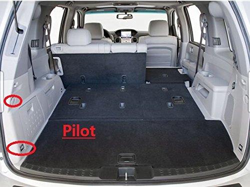 """kongka 36"""" X 18"""" 4 Hooks Nylon Rear Trunk Elastic Mesh Cargo Net for Toyota Highlander Honda ..."""